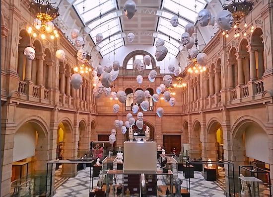 museo y galeria de arte kelvingrove