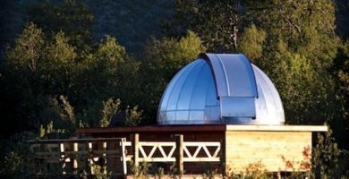 observatori turistico astronomico cielos de shangri