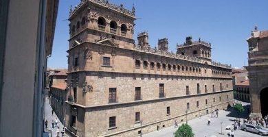 palacio de monterrey salamanca