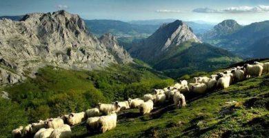 parque nacional de Urkiola