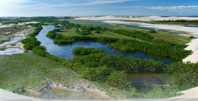 parque nacional de jericoacoara