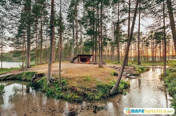 parque nacional hossa