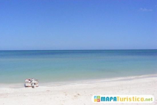 playa chuburna