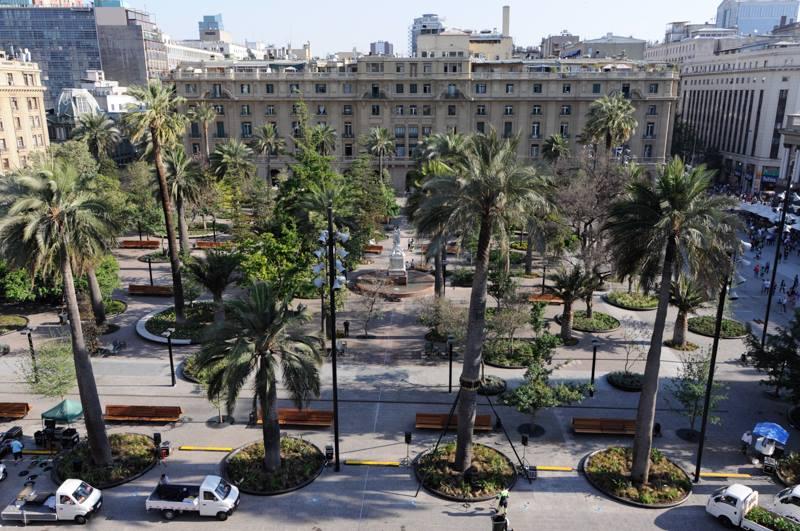 plaza de armas centro histórico
