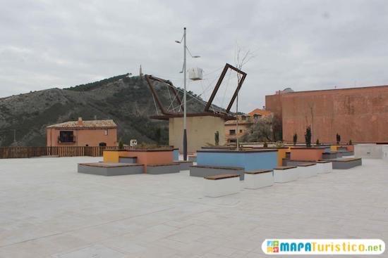 plaza de mangana cuenca