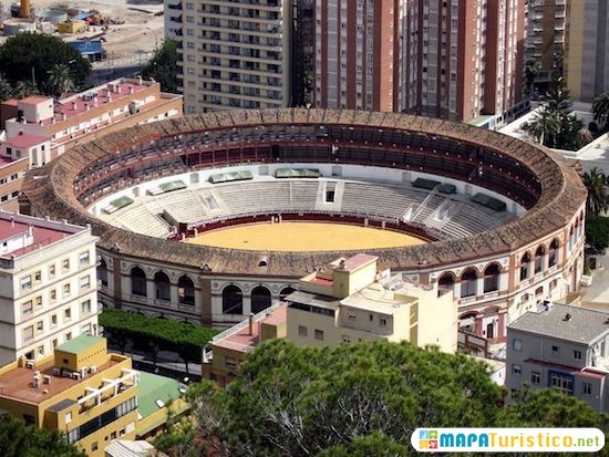 plaza de toros malaga