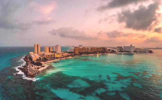 Quintana Roo Skyline