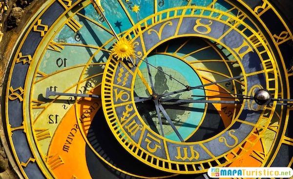 reloj astron mico de praga