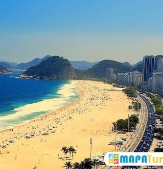 rio de janeiro playa copacabana
