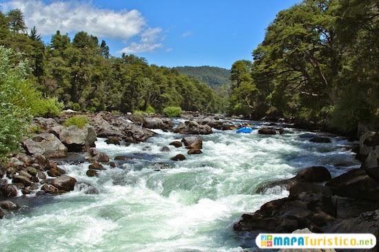 rio trancura