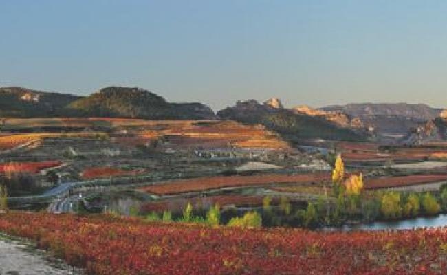 Rioja desde el cielo