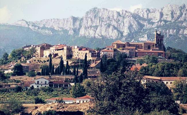 Rioja vista aerea