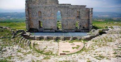 ruinas de acinipo ronda
