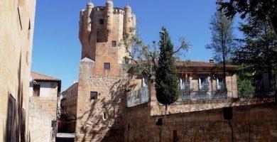 salamanca torre del clavero