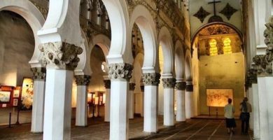 sinagoga-de-santa maria la blanca toledo