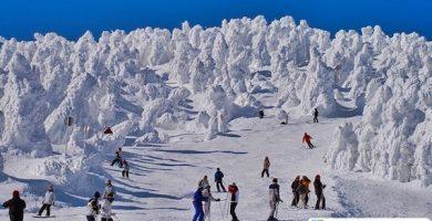 spring valley izumikogen ski area