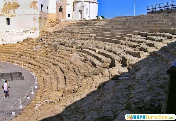 teatro romano cadiz