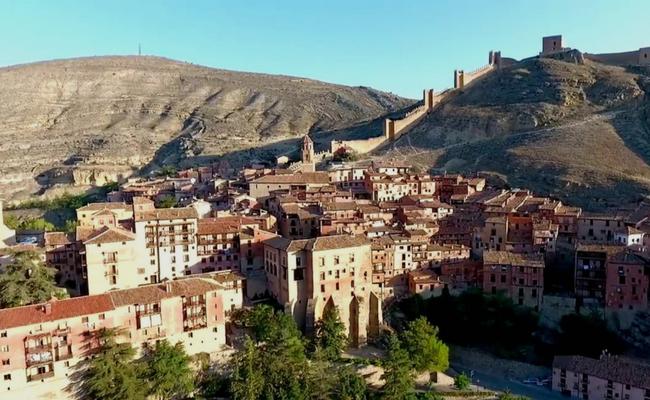 Teruel desde arriba