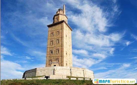 torre de hercules coruña