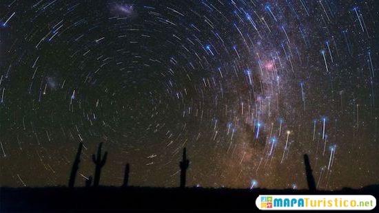 recorrido astronomico