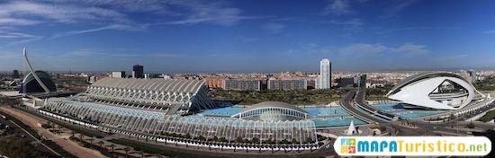 valencia ciudad de la artes y las ciencias