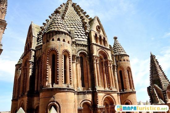 vieja catedral de salamanca
