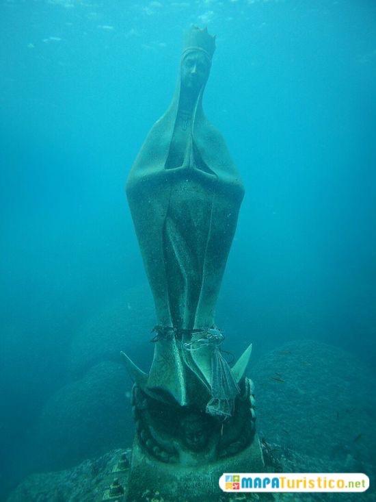 virgen de los mares