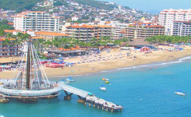 centro turistico Puerto vallarta