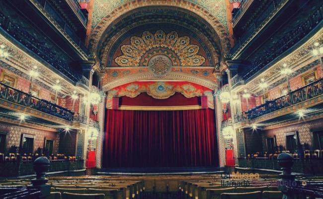 centro de Guanajuato, teatro