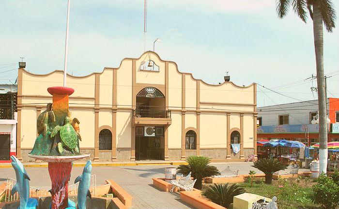 centro de Tecolutla