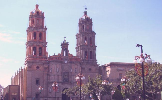 centro San Luis potosi
