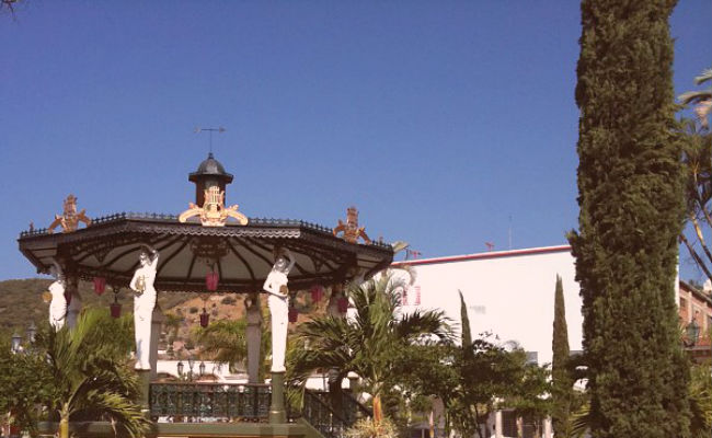 centro turistico de ciudad de Mexico