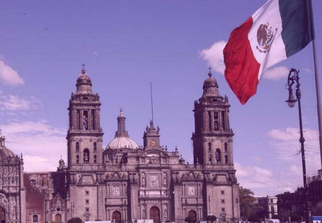 centro de Mexico