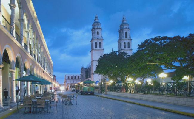 campeche centro ciudad