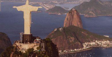 centro turístico de Río de Janeiro