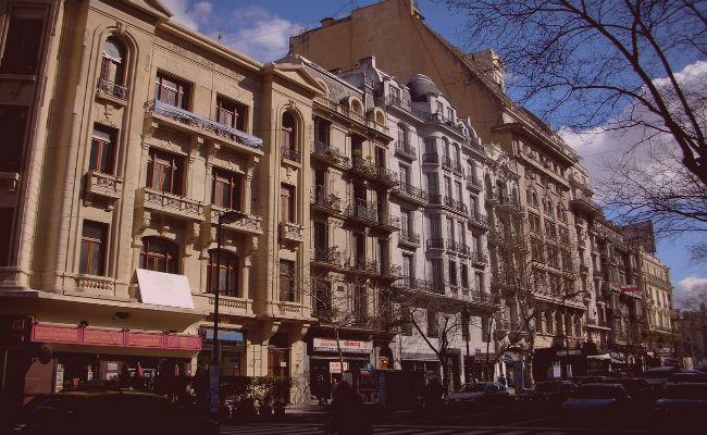 Centro de la ciudad de Buenos Aires