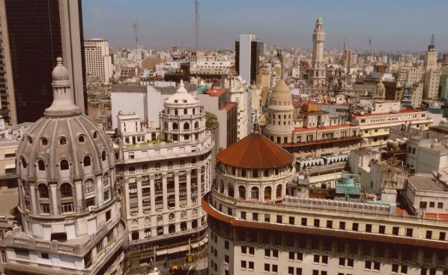 turismo por el centro de Buenos Aires