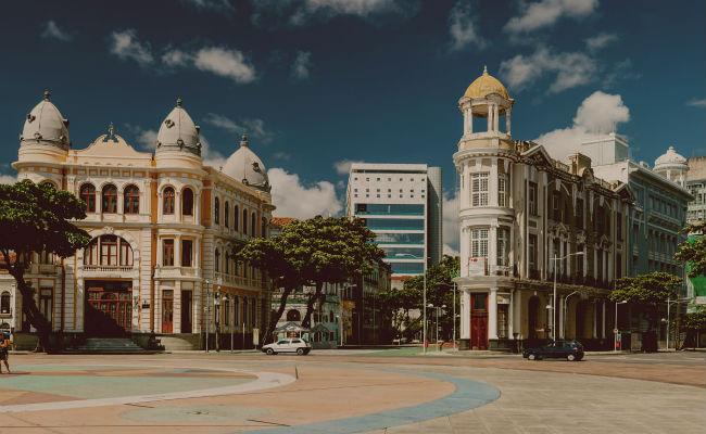 centro ciudad de Recife