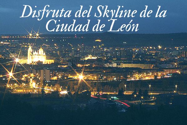 Skyline de León