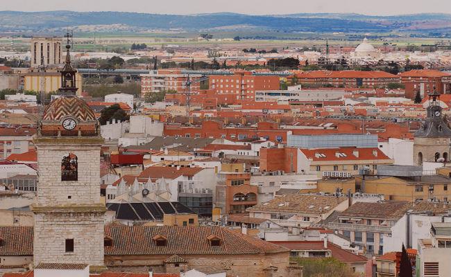 vistas de ciudad real