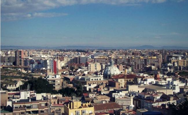 Murcia desde arriba