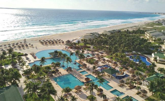 Yucatan desde arriba