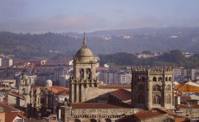 skyline Ourense