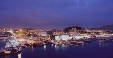 Cartagena desde el aire