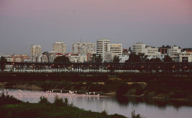 Skiline de Huelva
