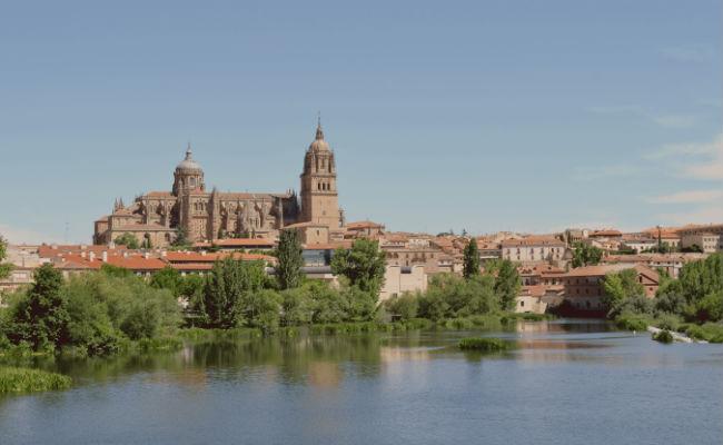 skyline Salamanca