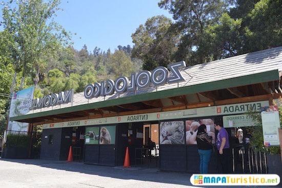 zoo parque metropolitano santiago